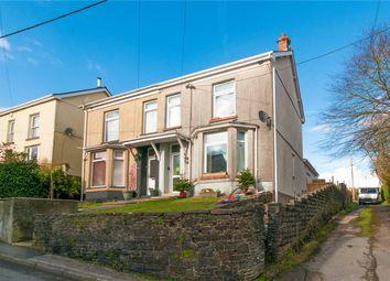 3 bed semi-detached house for sale in Alltygrug Road, Ystalyfera, Swansea SA9