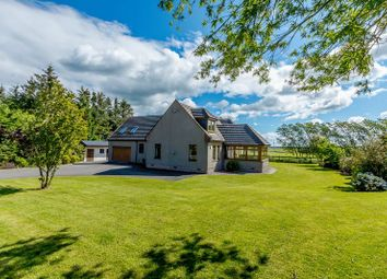 Thumbnail 6 bedroom detached house for sale in New Deer, Turriff