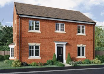 "Thumbnail 4 bed detached house for sale in ""Sterndale"" at Estcourt Road, Gloucester"