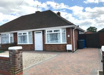 Thumbnail 2 bedroom semi-detached bungalow for sale in Maryon Road, Ipswich