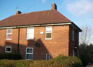 Thumbnail 2 bed semi-detached house to rent in Falstaff Road, Sheffield