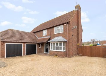 Thumbnail 4 bed detached house for sale in Aster Drive, Werrington, Peterborough