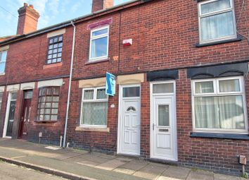 Thumbnail 2 bed terraced house for sale in Foley Street, Fenton, Stoke-On-Trent