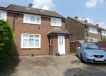 Thumbnail 3 bed end terrace house for sale in Gateshead Road, Borehamwood, Hertfordshire