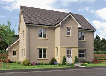"Thumbnail 5 bed detached house for sale in ""Ayr Det"" at Kingsfield Drive, Newtongrange, Dalkeith"