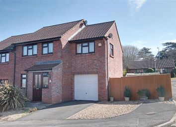 Thumbnail 4 bed semi-detached house for sale in Cheyney Walk, Westbury