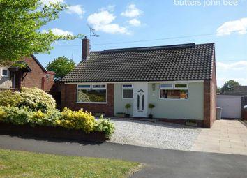 Thumbnail 3 bedroom detached bungalow for sale in Chestnut Avenue, Shavington, Crewe