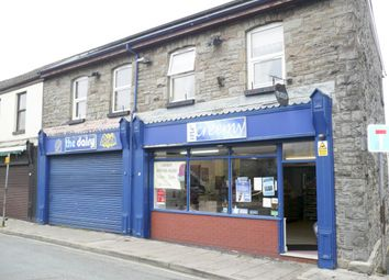 Thumbnail Retail premises for sale in Penygraig -, Tonypandy
