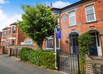 Thumbnail 4 bed end terrace house for sale in Storer Road, Loughborough