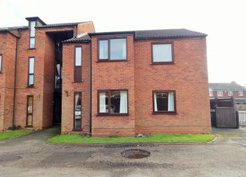Thumbnail 2 bed flat for sale in Queens Court, Burntwood