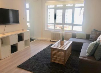 Thumbnail 2 bed flat to rent in Portsea Place, London