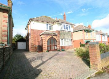 3 bed detached house for sale in Ashridge Avenue, Northbourne, Bournemouth BH10