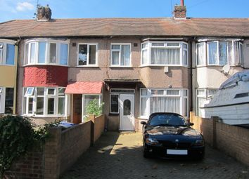 Thumbnail 2 bed terraced house for sale in Rutland Road, Southall