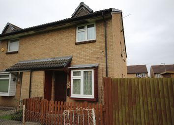 Thumbnail 1 bed semi-detached house to rent in Cornflower Way, Harold Wood