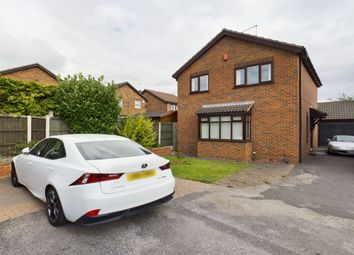 Thumbnail Detached house for sale in Tiree Close, Trowell, Nottingham