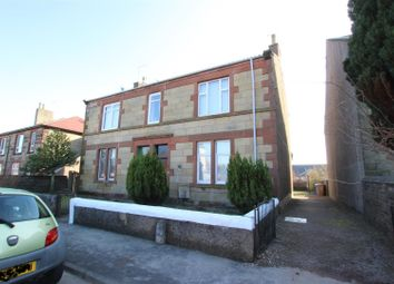 Thumbnail 1 bed flat for sale in Irvine Crescent, Bathgate