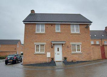 Thumbnail 3 bed detached house to rent in Littlebrook, Staverton, Trowbridge
