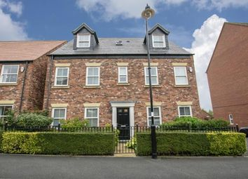 Thumbnail 6 bed detached house for sale in Netherwitton Way, Great Park, Gosforth, Newcastle Upon Tyne