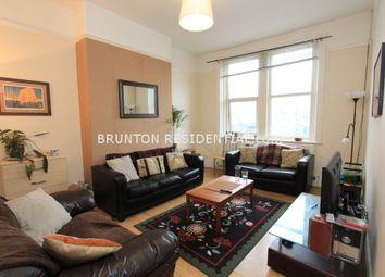 Thumbnail 4 bedroom maisonette to rent in Chillingham Road, Heaton