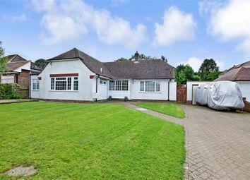 Thumbnail 4 bed bungalow for sale in The Grove, West Kingsdown, Sevenoaks, Kent