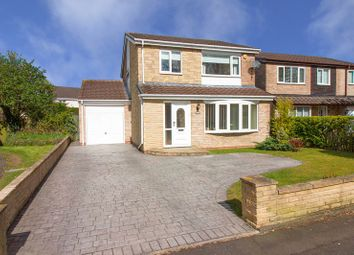 Thumbnail 4 bed detached house for sale in Addington Drive, Hadrian Park, Wallsend