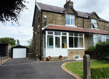 Thumbnail 4 bed semi-detached house for sale in West Avenue, Baildon