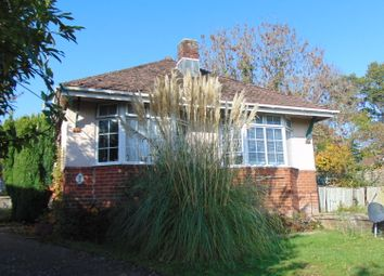 Thumbnail 2 bed detached bungalow to rent in Edward Avenue, Bishopstoke, Eastleigh