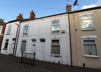 Thumbnail 3 bed terraced house for sale in Teale Street, Scunthorpe