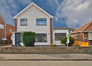 Thumbnail 3 bed detached house for sale in Shearman Road, Pensby, Wirral