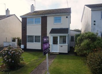 Thumbnail 3 bed detached house for sale in Gerlan Estate, Caergeiliog
