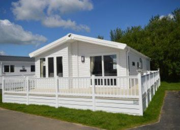Thumbnail 3 bed mobile/park home for sale in Broadland Sands, Coast Road, Corton