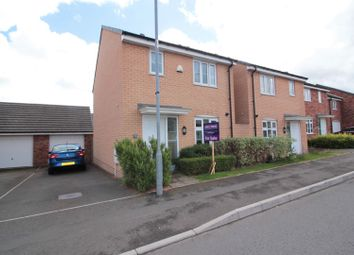Thumbnail 3 bed detached house for sale in Brython Drive, St Mellons