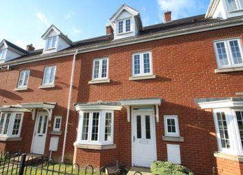 Thumbnail 4 bed terraced house to rent in Aspen Court, Rendlesham, Woodbridge