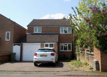 Thumbnail 3 bed detached house to rent in Barbara Close, Enderby, Leicester