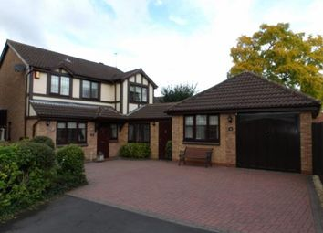 Thumbnail 4 bed detached house for sale in Simmonds Way, Atherstone, Warwickshire