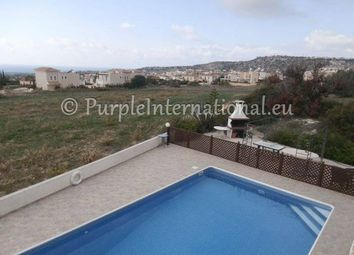 Thumbnail 3 bed town house for sale in Peyia, Paphos