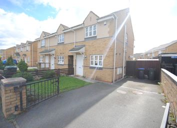 Thumbnail 2 bed town house to rent in Chelwood Drive, Allerton, Bradford