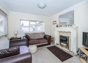 Thumbnail 1 bed bungalow for sale in Palma Park, Loughborough, Leicester, Leicestershire