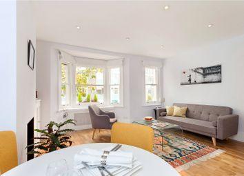 Thumbnail 2 bedroom flat for sale in Fraser Street, London