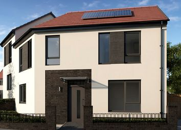 "Thumbnail 3 bed property for sale in ""The Citrine At Brimstone, Frickley"" at Lapwing Road, South Elmsall, Pontefract"