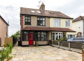 Thumbnail 5 bedroom semi-detached house for sale in Southbourne Grove, Westcliff-On-Sea