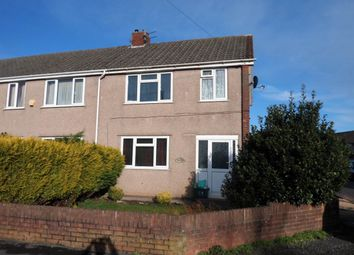 Thumbnail 3 bedroom end terrace house to rent in Cranleigh Court, Yate, Bristol
