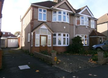Thumbnail 3 bed semi-detached house for sale in Worton Way, Isleworth, Middlesex