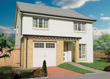 "Thumbnail 4 bedroom detached house for sale in ""The Leven"" at Fairlie, Largs"