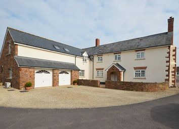 Thumbnail 5 bed detached house for sale in Uplowman, Tiverton