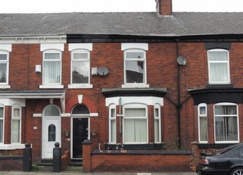 Thumbnail 4 bed terraced house for sale in Edge Lane, Manchester