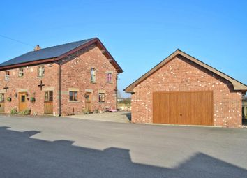 Thumbnail 4 bed detached house for sale in Robin Hill Lane, Standish, Wigan