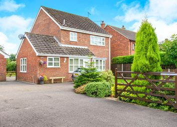 Thumbnail 3 bed detached house for sale in Sluice Road, Wiggenhall St. Germans, King's Lynn