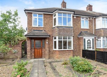 Thumbnail 3 bed semi-detached house for sale in Crescent Road, Shepperton