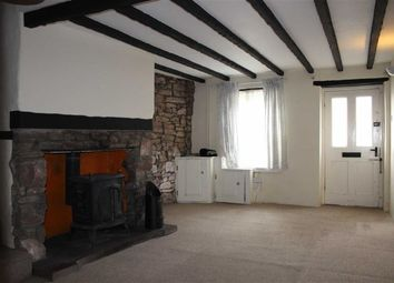 Thumbnail 2 bed cottage to rent in Hereford Road, Monmouth